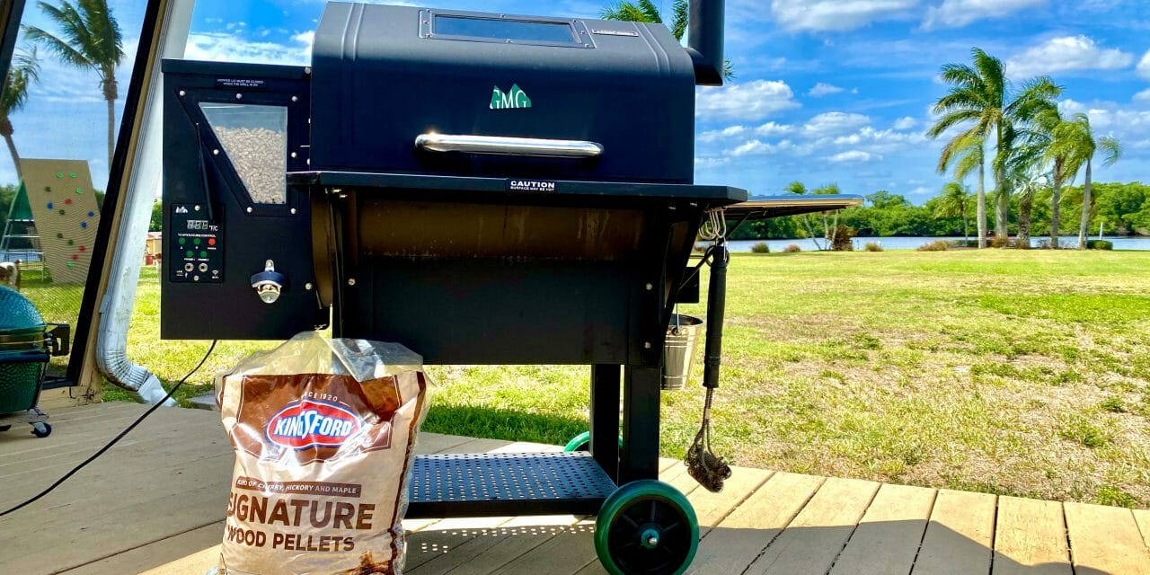 Green Mountain Grills Daniel Boone Prime Pellet Smoker Review