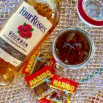 Boozy Bourbon and Coke Gummies