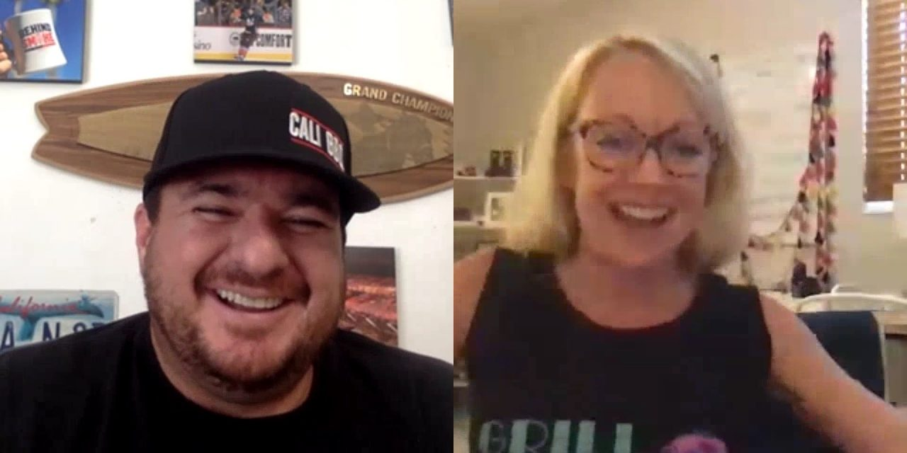 GrillGirl Robyn Featured on the Digital Hospitality Podcast | Girls Who Grill Interview