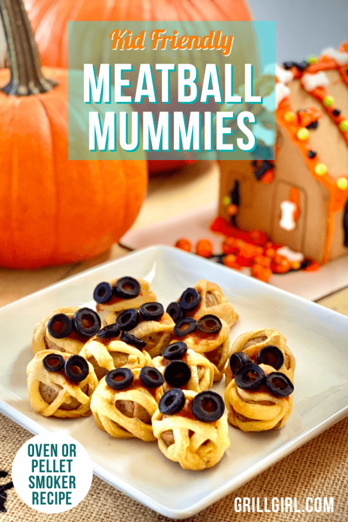meatball mummies_halloween food