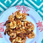 Mango Lime Grilled Shrimp