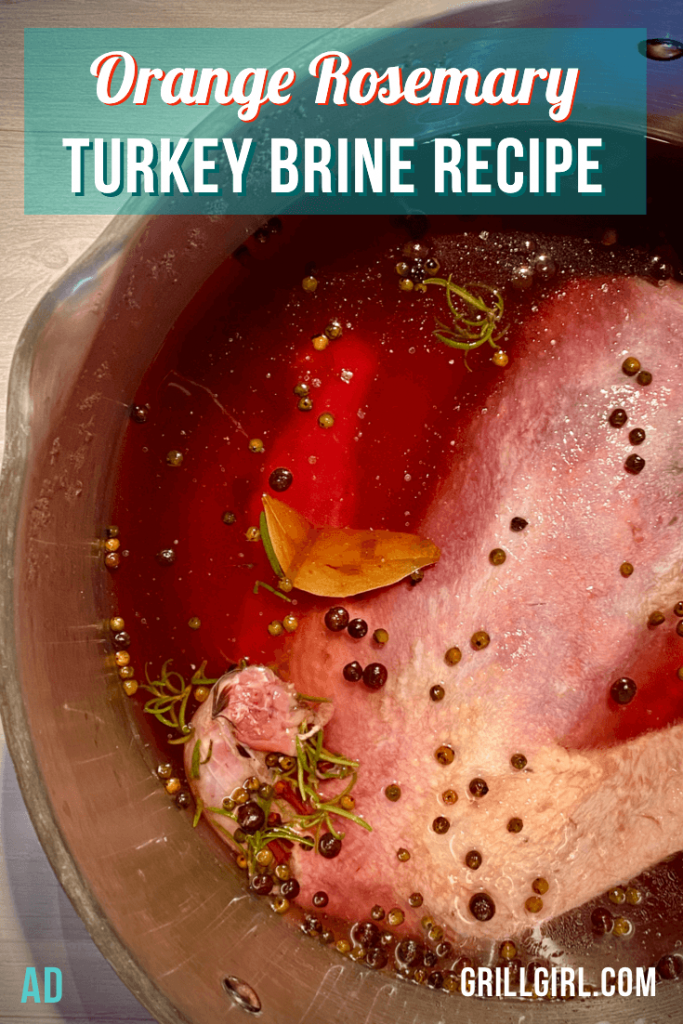 orange rosemary turkey brine recipe