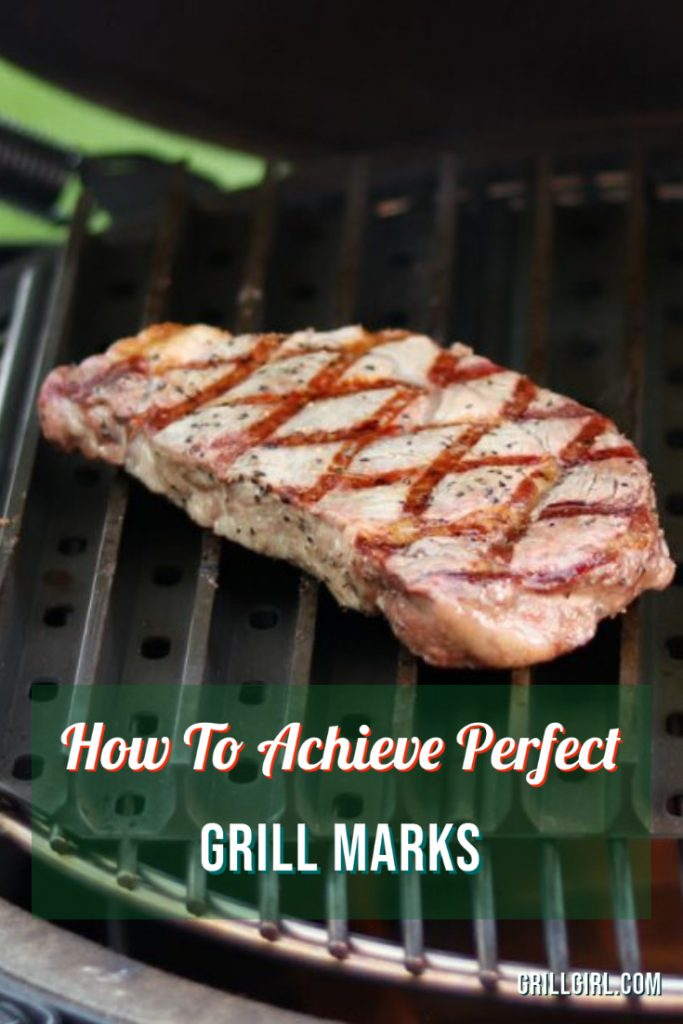 How to achieve perfect grill marks