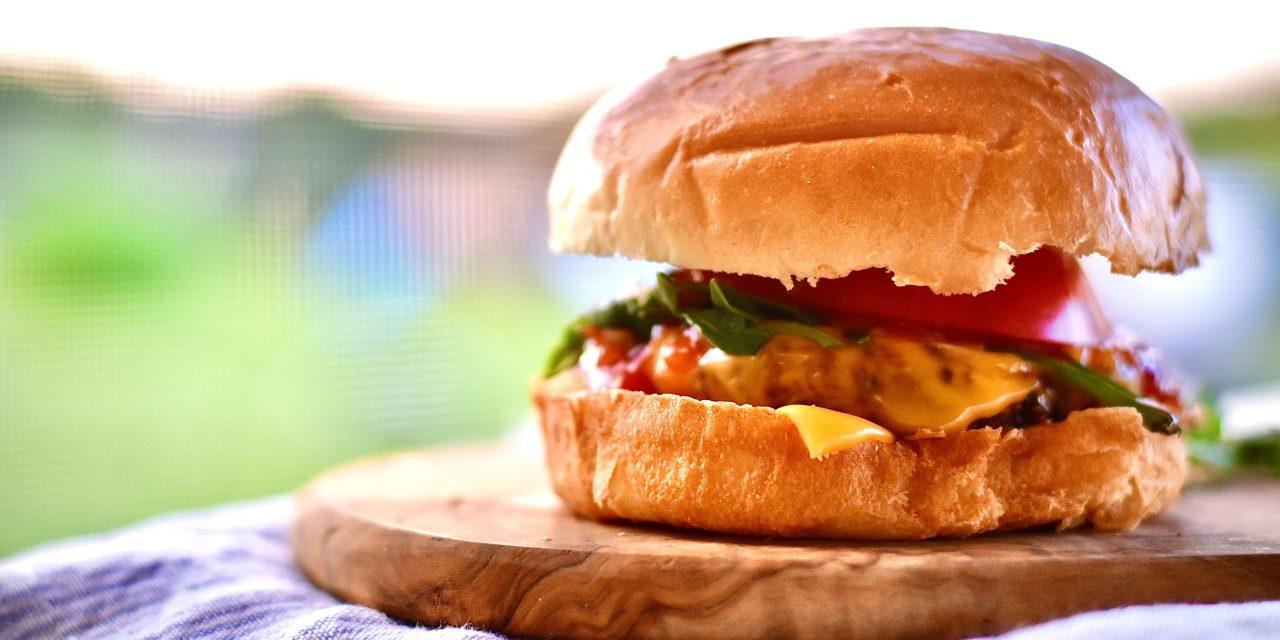 Kingsford Quinoa Burger Recipe
