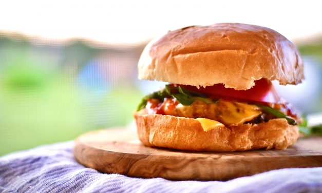Kingsford Quinoa Burger Recipe