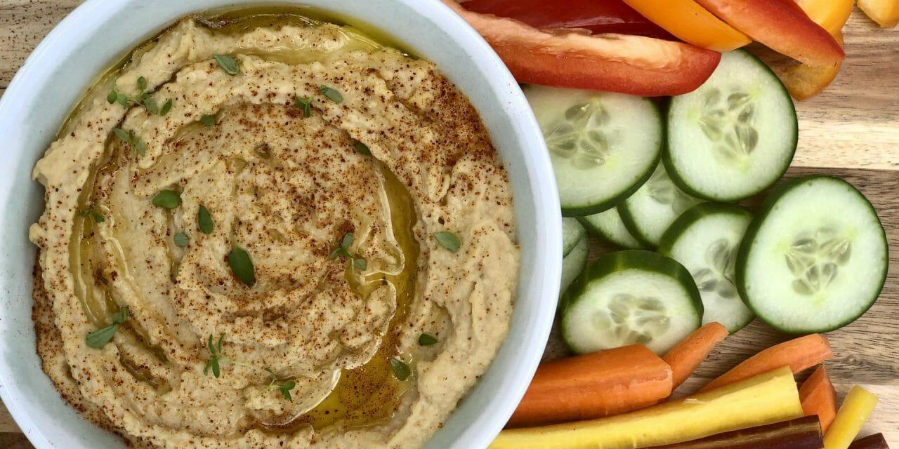 Shannon Morgan's Smoked Hummus