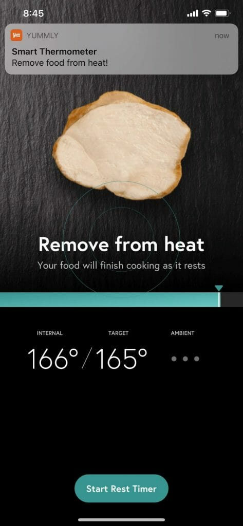 yummly smart thermometer review