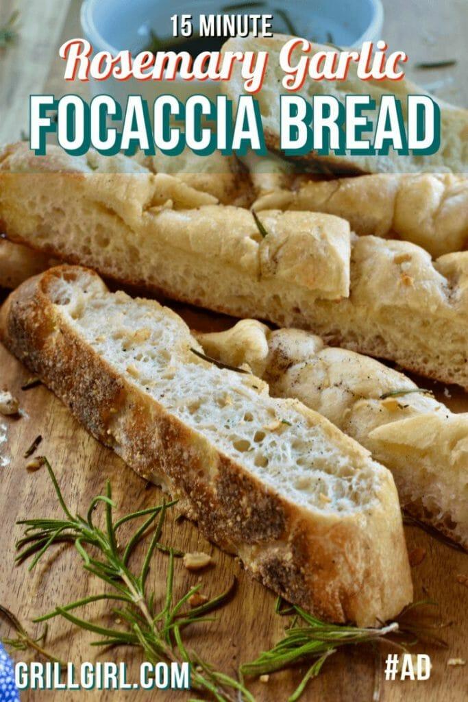 easy focaccia bread on your pellet smoker