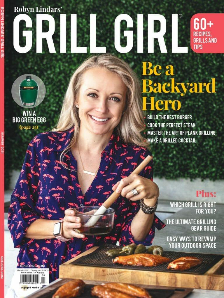 Grill Girl Magazine
