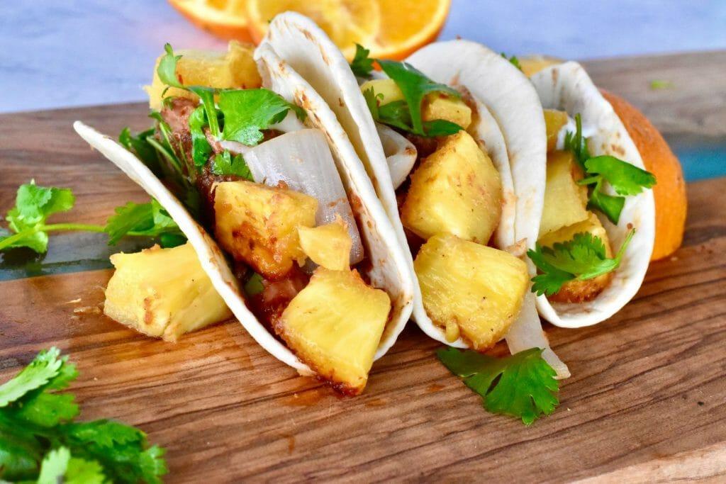 tacos al pastor at home
