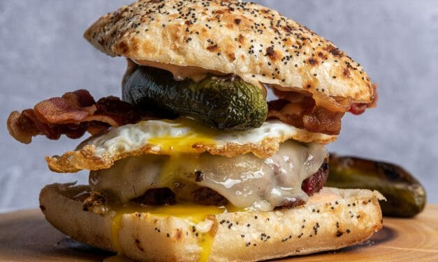 Feel Better Fast With the Hangover Burger