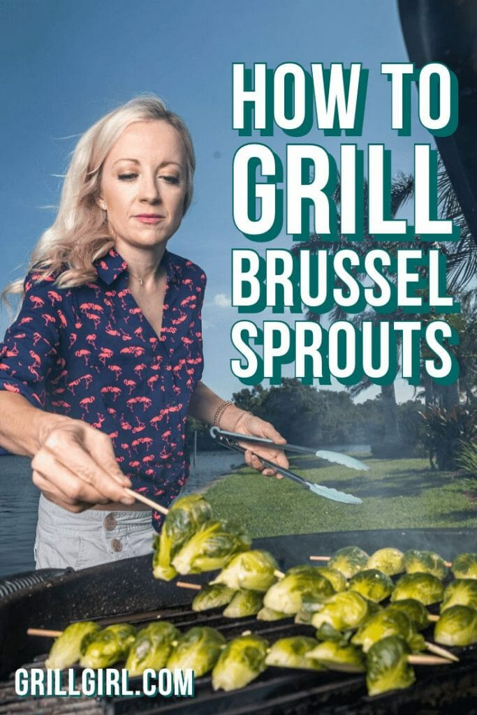 How to Grill Brussel Sprouts