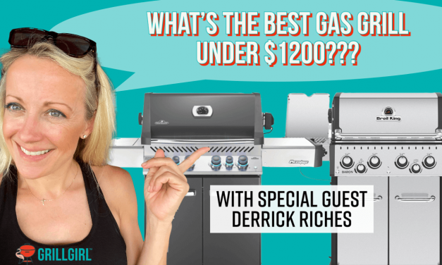 What Are the Best Gas Grills Under $1,200?